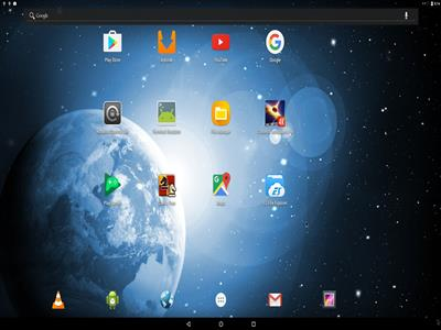 andex project brings android 7.0 nougat with gapps linux kernel 4.4 to your pc 507935.4