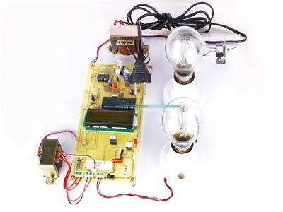 ultrafast acting electronic circuit breaker using pic microcontroller kit